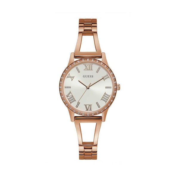 Guess Guess - W1208 Brand_Guess, Category_Accessories, Color_Yellow, Gender_Women, Season_All Year, Subcategory_Watches Accessories Watches 091661492228 Threesixty Clothing