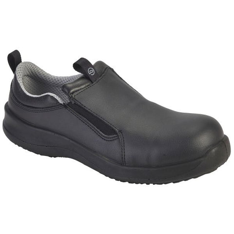 Toffeln Safety Lite Slip On Shoe Size 7