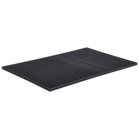"Mat Service 12"" X 18"" Black - Euro Catering UK Ltd"