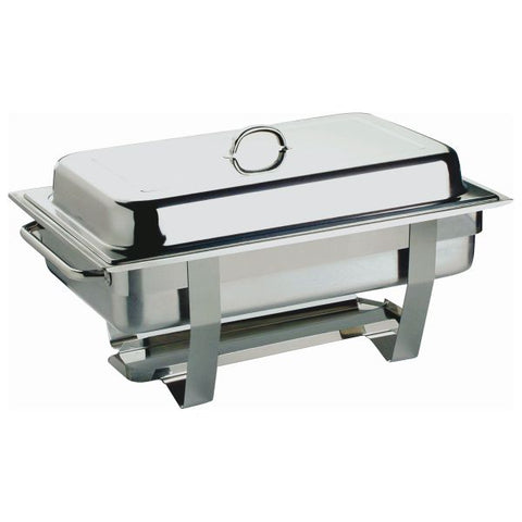 Twin Pack 1/1 Economy Chafing Dish - Euro Catering UK Ltd