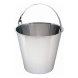 Swedish S/St. Bucket  Graduated - Euro Catering UK Ltd