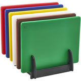"PE Plastic Chopping Board Rack (1/2"" Boards)"
