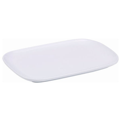 Royal Genware Ellipse Plate 28 x 19.8cm