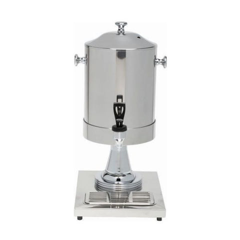 Genware Milk Dispenser With Ice Chamber - Euro Catering UK Ltd