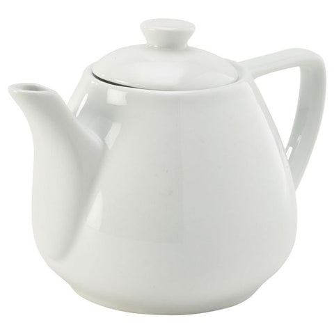 Royal Genware Contemporary Tea Pot 45cl/16oz