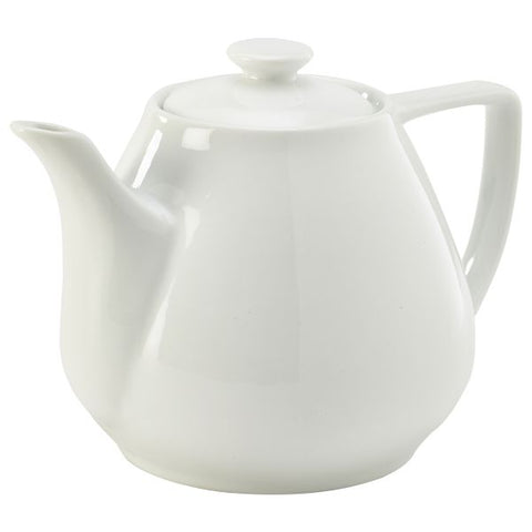 Royal Genware Contemporary Tea Pot 92cl/32oz