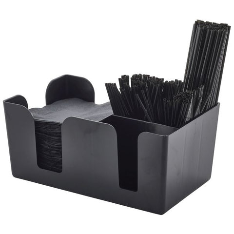 Bar Caddy Black 240X150X110mm