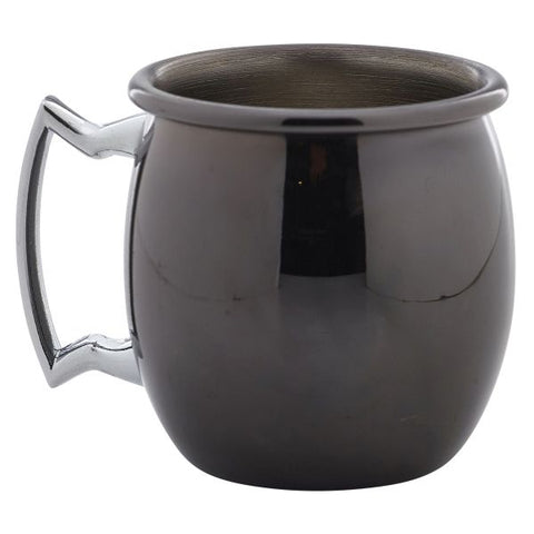 Mini Gun Metal Barrel Mug 6cl/2oz