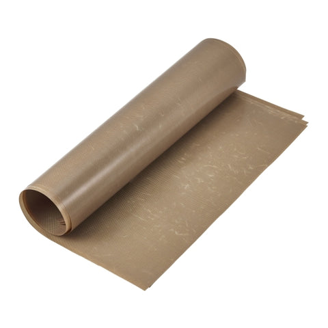 Reusable Non-Stick PTFE Baking Liner 52 x 31.5cm Brown (Pack of 3)