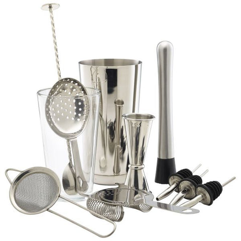Cocktail Bar Kit 11pcs