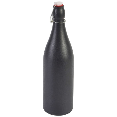 Cast Iron Effect Swing Top Bottle 1L/35oz