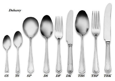 Dubarry Cutlery