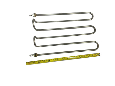 HEATING ELEMENT FOR HOT PLATE