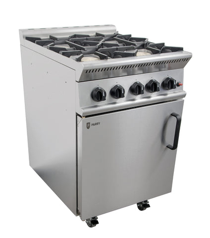 Parry, 4 burner cooker