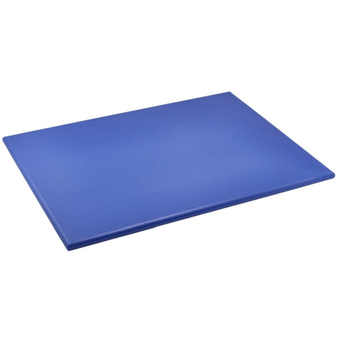 "High Density Cutting Board 18 x 24 x 0.75"" Blue"