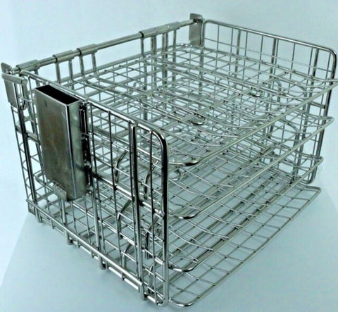 Henny Penny Electric Fryer Basket. Chicken Fryer wire Basket
