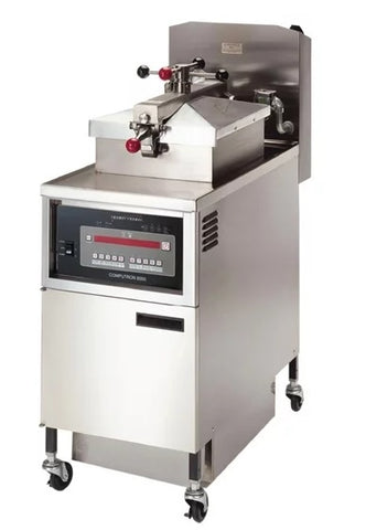 HENNY PENNY GAS FRYER, CHICKEN PRESSURE FRYER