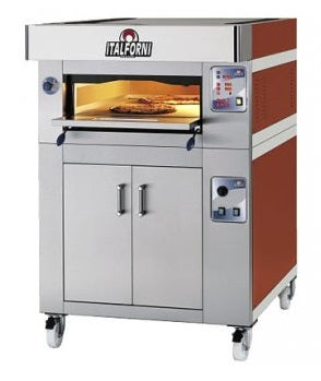 ITALFORNI STACKABLE PIZZA OVEN ELECTRIC