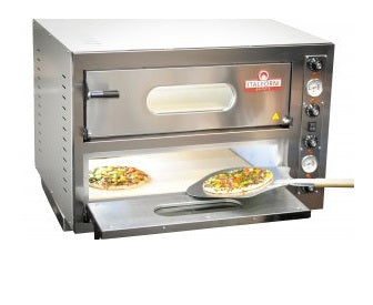 ITALFORNI ELECTRIC ECO/EK44 TWIN DECK PIZZA OVEN