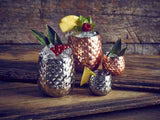 Copper Pineapple Cup 8cl/2.8oz