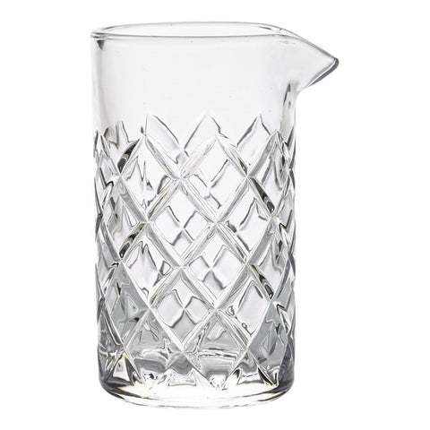 Mixing Glass 50cl/17.5oz - Euro Catering UK Ltd