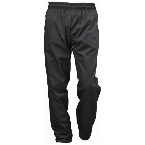 Black Baggies Trousers - Euro Catering UK Ltd