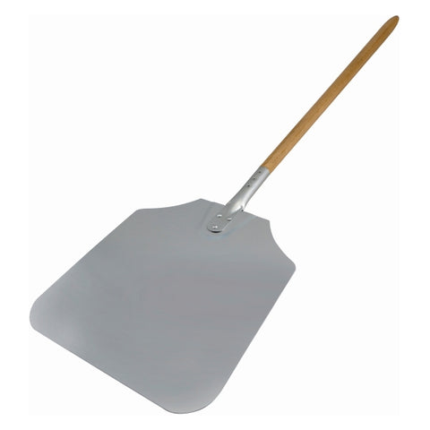 "Pizza Peel Wood Hndl 12 x 14"" Blade 52"" L"