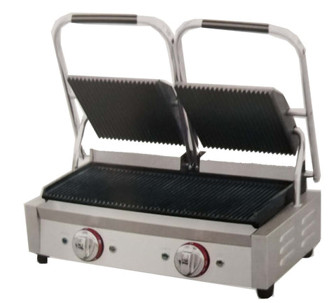 FREITCO DOUBLE CONTACT GRILL - PANINI GRILL