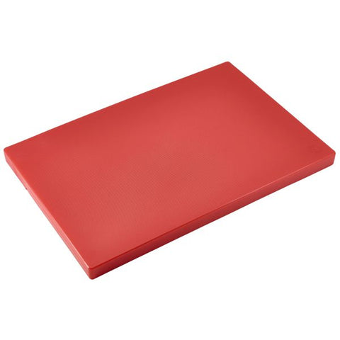 "Red 1"" Chopping Board 18"" x 12"""