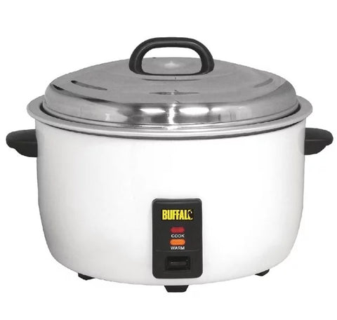 HEAVY DUTY RICE COOKER