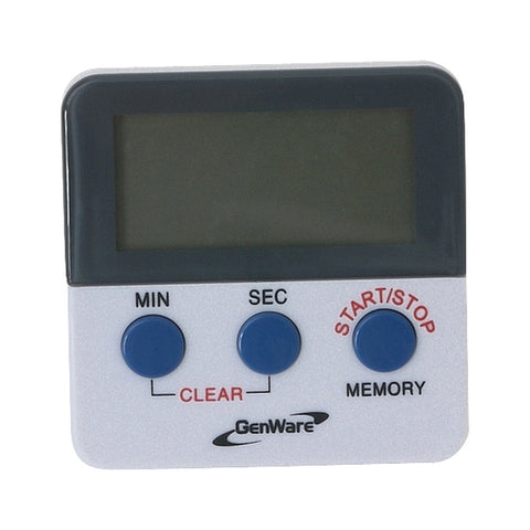 Genware Digital Timer 59M 59S - Euro Catering UK Ltd