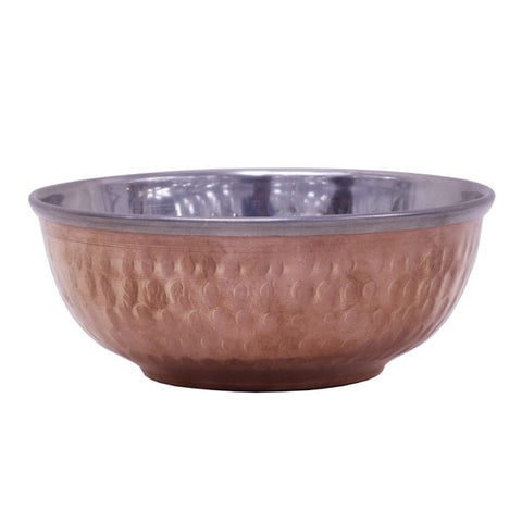COPPER FINGER BOWL