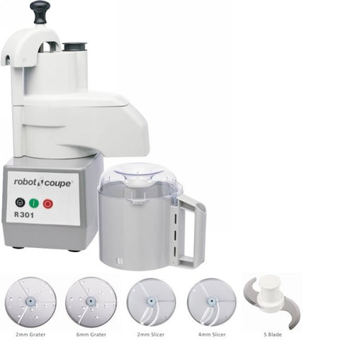 ROBOT COUPE FOOD PROCESSOR R301D