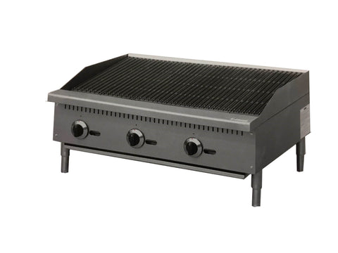 FREITCO COMMERCIAL GAS GRILL TABLE TOP 900mm - Euro Catering UK Ltd