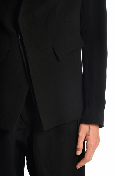 Tailored Shawlcollar Blazer