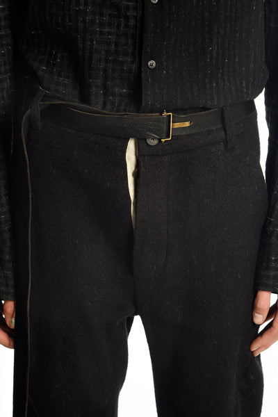 Camelwool In-Leg Decoup Pants