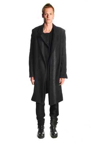 Flanders Linen Trench Coat