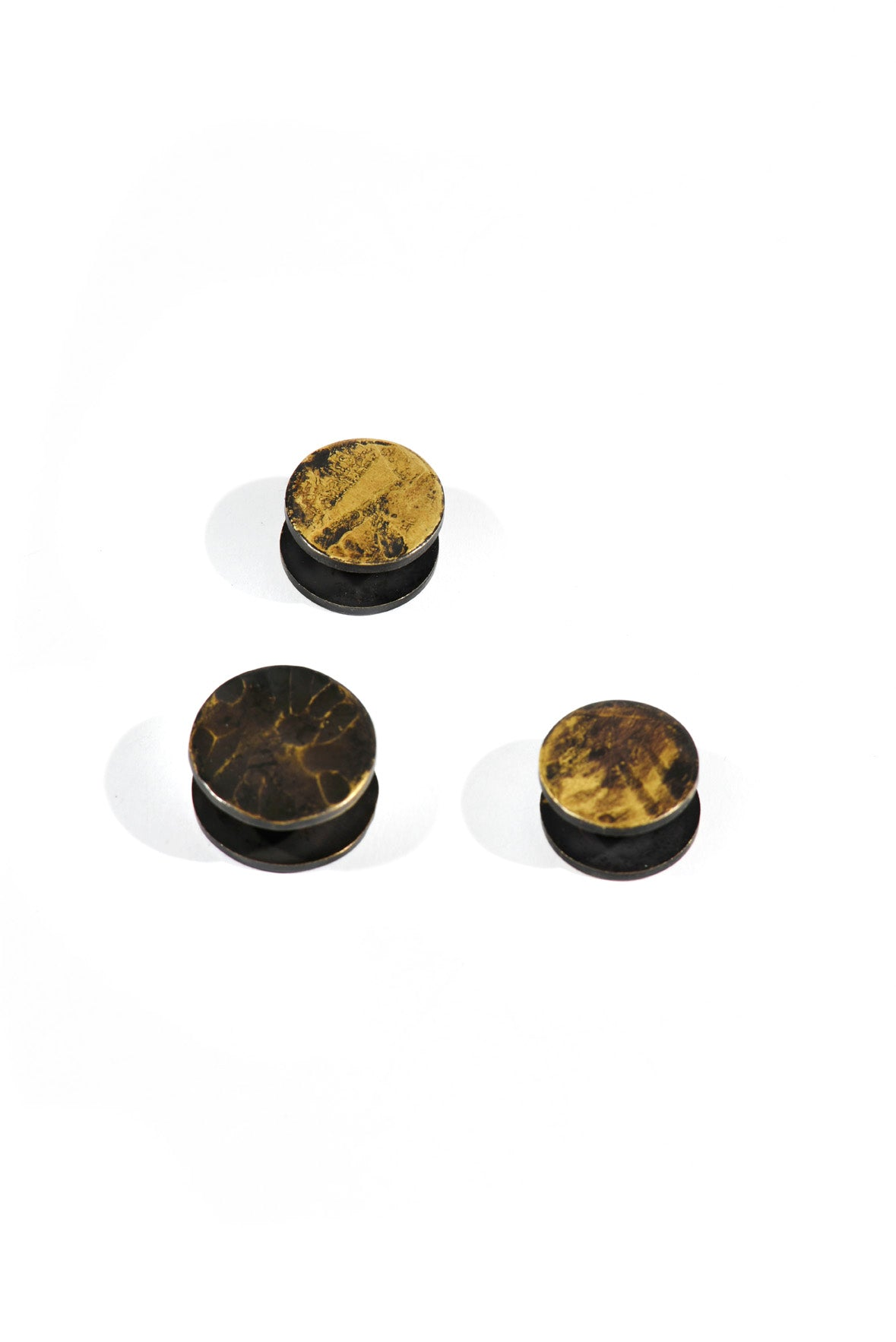 Copper Button - Set