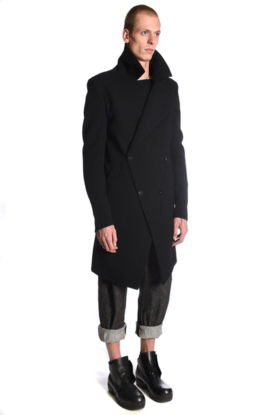 Signature Vintageslow Wool Coat