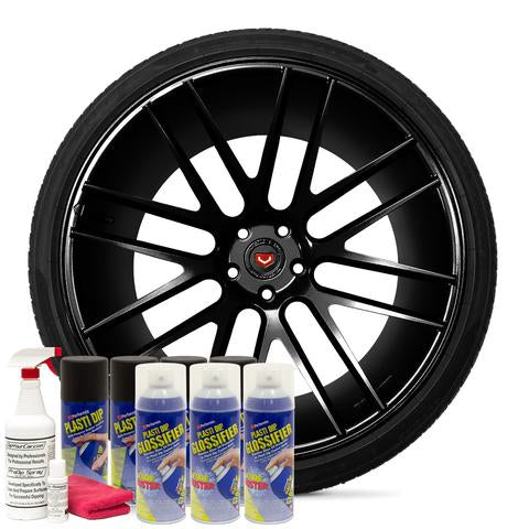 Plasti Dip - Gloss Black Kit