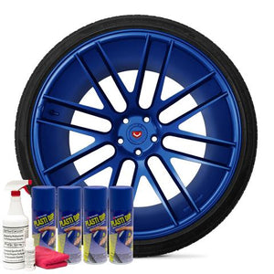 Plasti Dip - Flex Blue Matte Kit