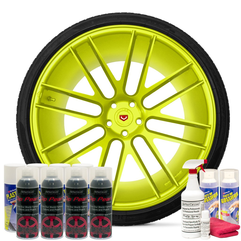 Plasti Dip - Polaris Yellow Pearl Kit
