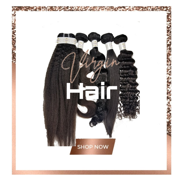 Virgin Hair Collection