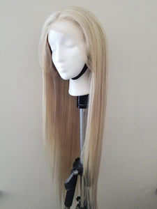 Blonde Custom Frontal Unit
