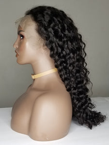 Plush Curl Full Lace Wig