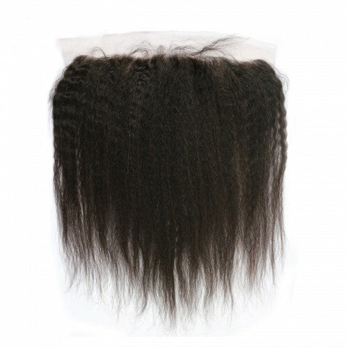 Rich Coarse Natural Lace Frontal