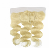 European Blonde Lace Frontal