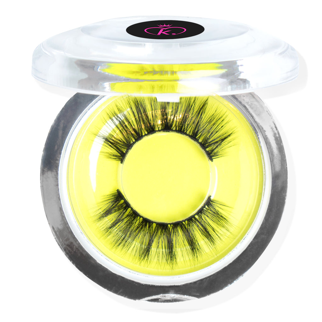 Pestañas Postizas Neon Vegan Lash - You Are The Princess x Krash Kosmetics (4800077660269)
