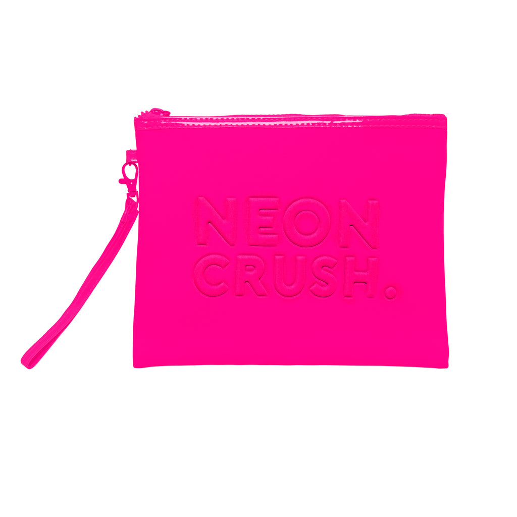 Neceser Neon Crush Pink - You Are The Princess x Krash Kosmetics (4800073171053)