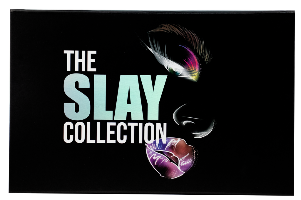 Set The Slay Collection - Goty x Krash Kosmetics -